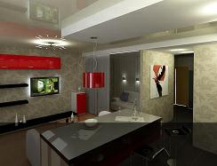 Дизайнерский ремонт квартир любой